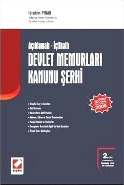 Devlet Memurları Kanunu Şerhi.pdf