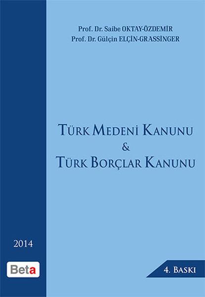 Türk Medeni Kanunu Türk Borçlar Kanunu.pdf