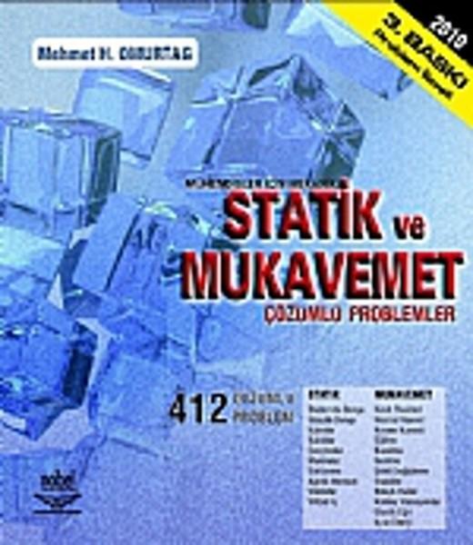 Statik ve Mukavemet - Mühendisler İçin Mekanik (Çözümlü Problemler).pdf