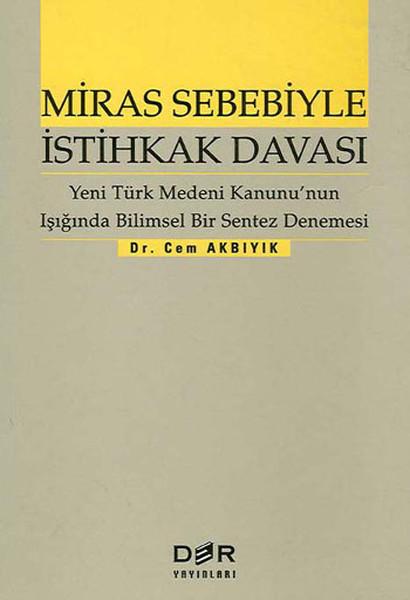 Miras Sebebiyle İstihkak Davası.pdf