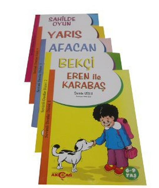 Sevimli Dostlar Dizisi 5 Kitap Takım.pdf