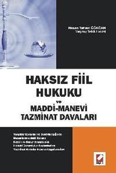 Haksız Fiil Hukuku ve Maddi-Manevi Tazminat Davaları.pdf