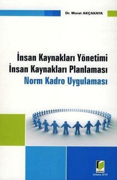 İnsan Kaynakları Yönetimi - İnsan Kaynakları Planlaması - Norm Kadro Uygulaması.pdf