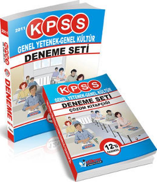 2011 KPSS Genel Yetenek-Genel Kültür 12li Fasikül Deneme Seti ve Çözümleri.pdf