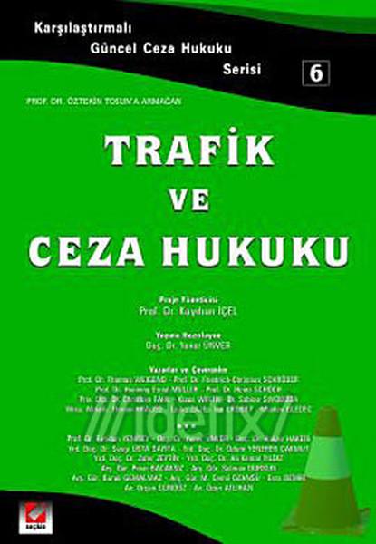 Karşılaştırmalı Güncel Ceza Hukuku Serisi 6 - Trafik ve Ceza Hukuku.pdf