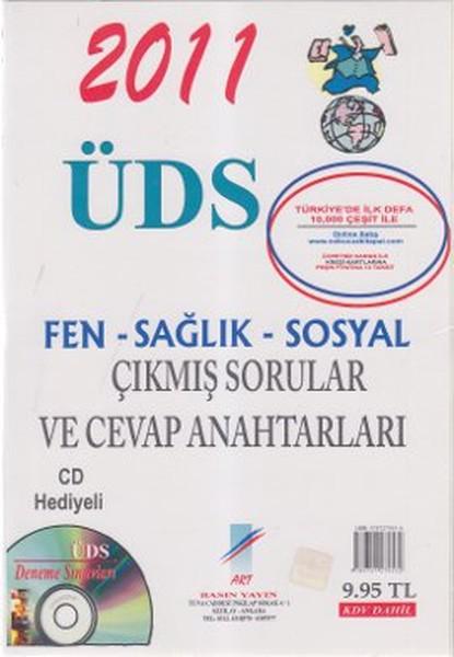 2011 ÜDS Fen - Sağlık - Sosyal Çıkmış Sorular ve Cevap Anahtarı.pdf