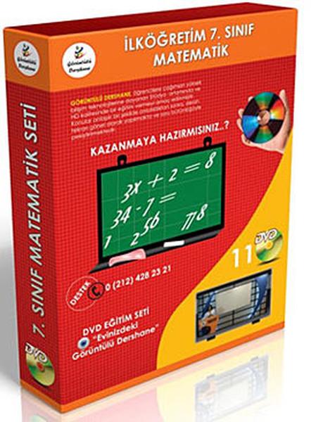 İlköğretim 7. Sınıf Matematik Görüntülü DVD Seti (11 DVD).pdf