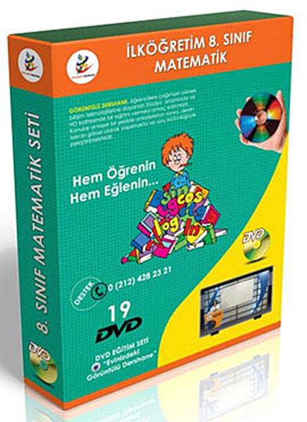 İlköğretim 8. Sınıf Matematik Görüntülü DVD Seti (19 DVD).pdf