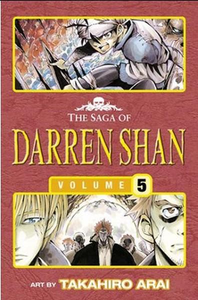 Trials of Death - The Saga of Darren Shan 5 (Manga edition).pdf
