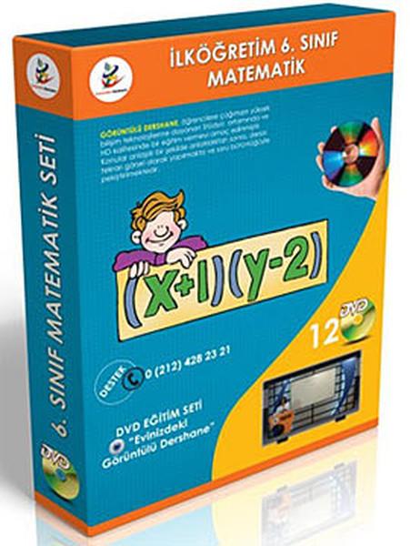 İlköğretim 6. Sınıf Matematik Görüntülü DVD Seti(12 DVD).pdf