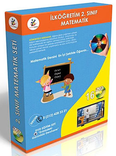İlköğretim 2. Sınıf Matematik Görüntülü DVD Seti (16 DVD).pdf