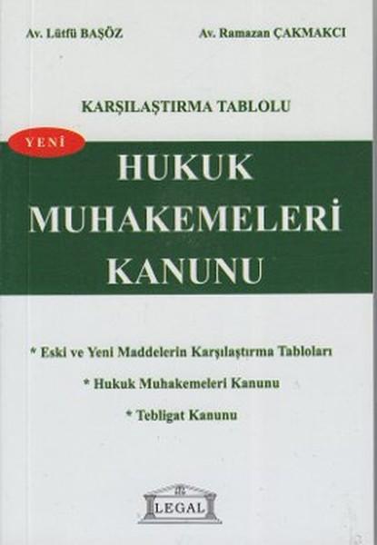 Karşılaştırma Tablolu Hukuk Muhakemeleri Kanunu.pdf