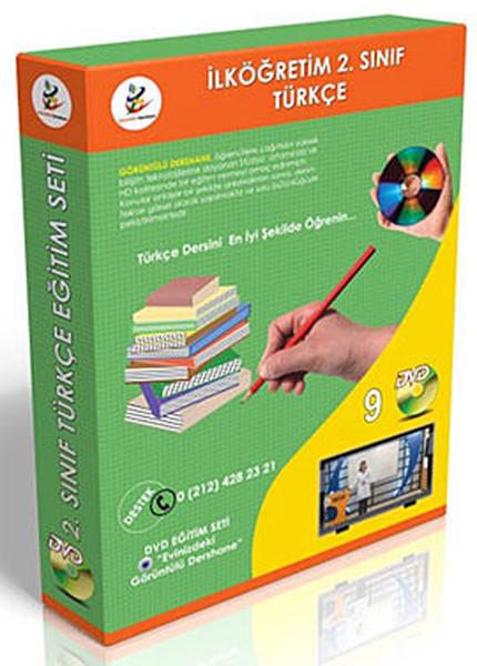 İlköğretim 2. Sınıf Türkçe Görüntülü DVD Seti (16 DVD).pdf