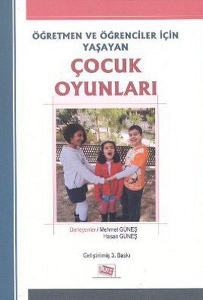Öğretmenler ve Öğrenciler için Yaşayan Çocuk Oyunları.pdf
