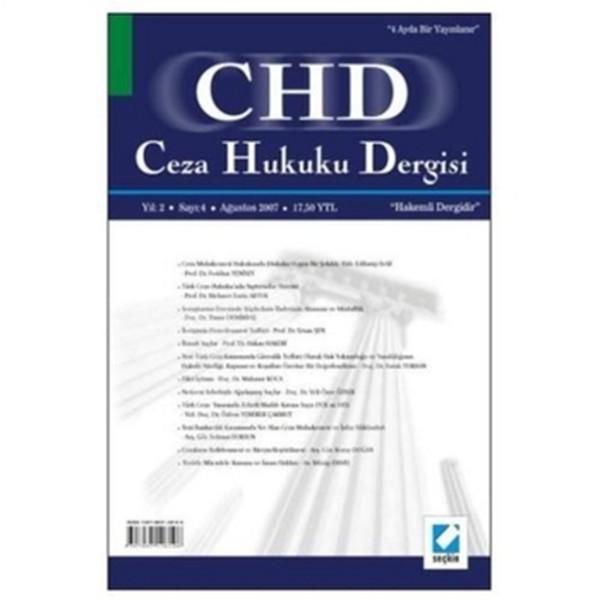 CHD Ceza Hukuku Dergisi Yıl: 4 Sayı: 10 Ağustos 2009.pdf