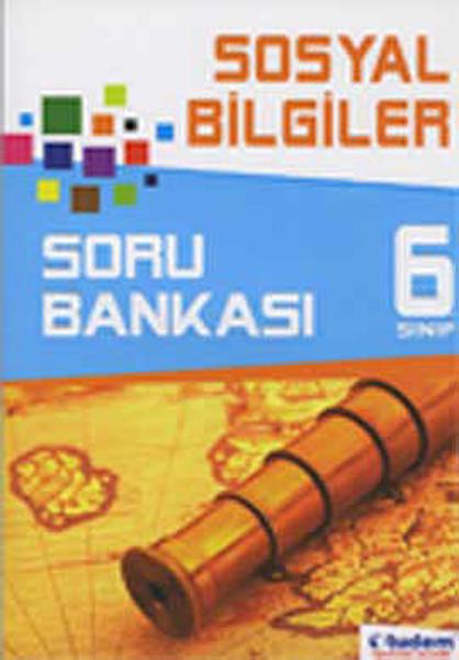 Soru Bankası Sosyal Bilgiler 6. Sınıf (SBSye Uygun).pdf