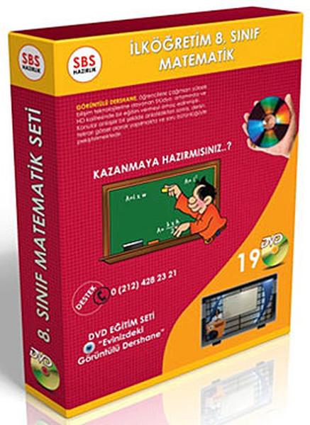 SBS 8. Sınıf Matematik Görüntülü DVD Seti (19 DVD).pdf