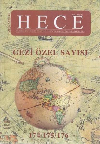 Hece Aylık Edebiyat Dergisi Sayı: 174 - 175 - 176.pdf