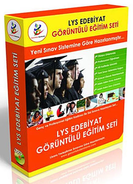 LYS Edebiyat Görüntülü Eğitim DVD Seti (20 DVD).pdf