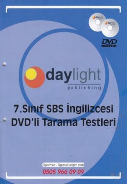 7. Sınıf SBS İngilizcesi DVDli Tarama Testleri.pdf