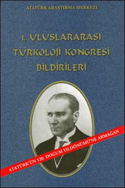 1. Uluslararası Türkoloji Kongresi Bildirileri.pdf