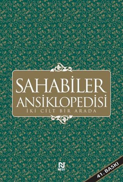 Sahabiler Ansiklopedisi (İki Cilt Bir Arada).pdf