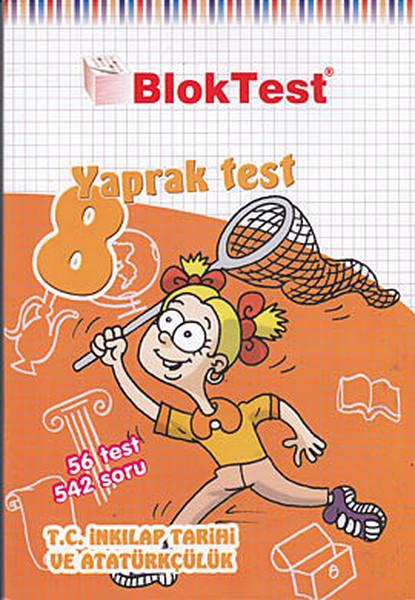 Yaprak Test 8 İnkılap Tarihi ve Atatürkçülük.pdf