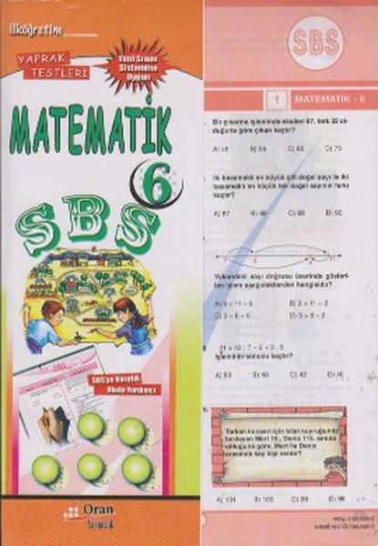 SBS İlk Öğretim 6 Matematik Yaprak Testleri.pdf