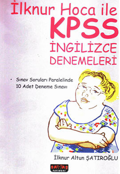 İlknur Hoca ile KPSS İngilizce Denemeleri.pdf