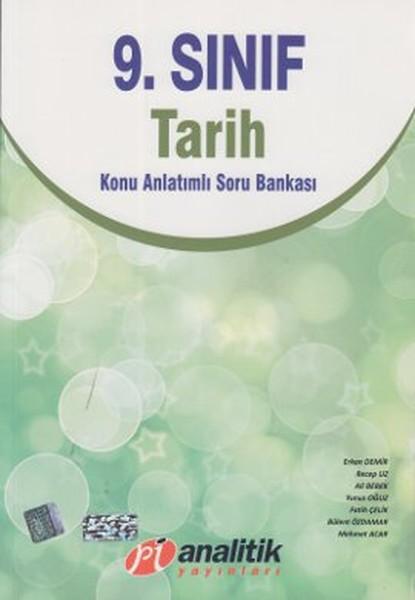 9. Sınıf Tarih Konu Anlatımlı Soru Bankası.pdf