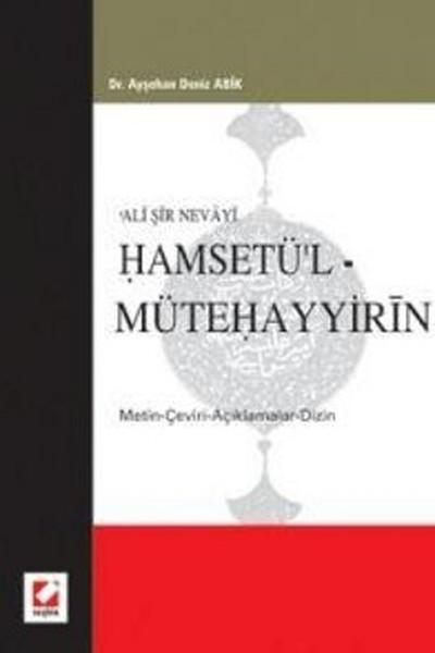Ali Şir Nevayi Hamsetül - Mütehayyirin.pdf