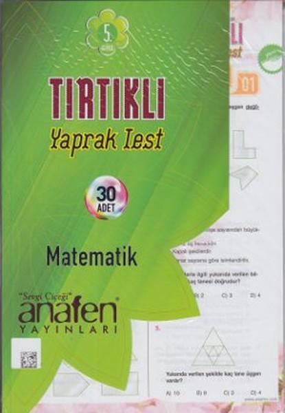 Anafen 5. Sınıf Tırtıklı Yaprak Test Matematik.pdf
