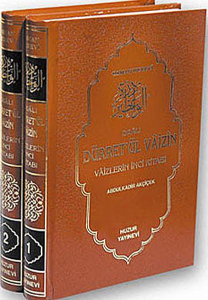 Dualı Dürretül Vaizin (2 Kitap Takım).pdf