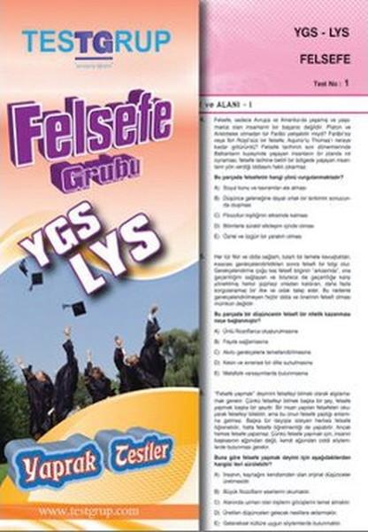 YGS - LYS Felsefe Grubu Yaprak Testler.pdf