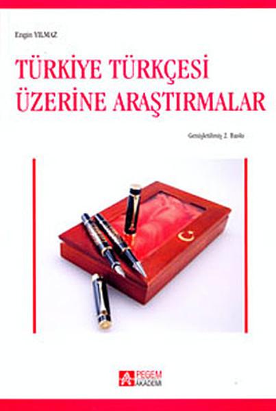 Türkiye Türkçesi Üzerine Araştırmalar.pdf