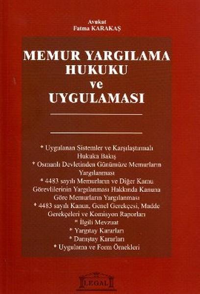 Memur Yargılama Hukuku ve Uygulaması.pdf