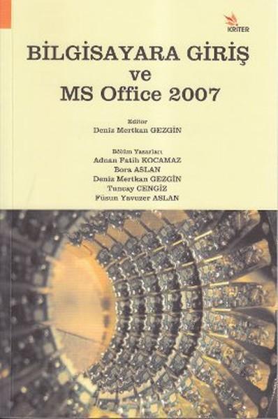 Bilgisayara Giriş ve MS Office 2007.pdf