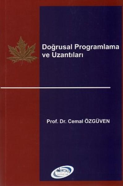 Doğrusal Programlama ve Uzantıları.pdf