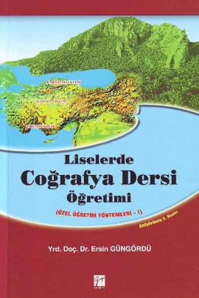 Liselerde Coğrafya Dersi Öğretimi.pdf