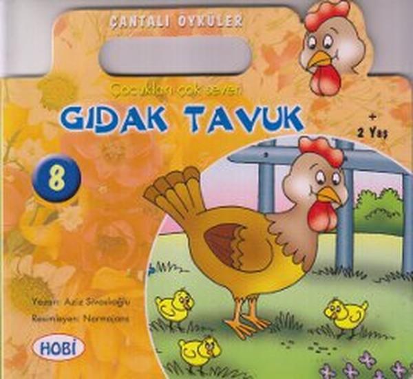 Çocukları Çok Seven Gıdak Tavuk.pdf