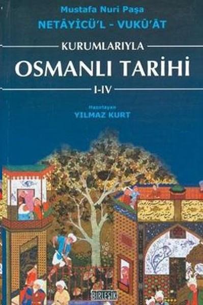 Kurumlarıyla Osmanlı Tarihi 1-4.pdf