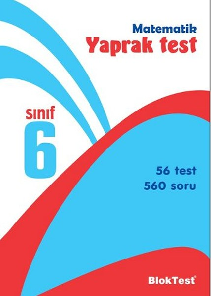 Matematik Yaprak Test 6. Sınıf.pdf