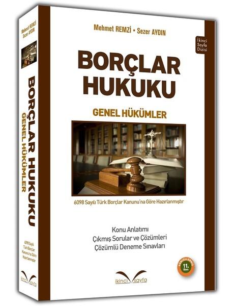 Borçlar Hukuku - Genel Hükümler.pdf