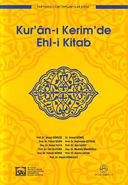 Kur`an-ı Kerim`de Ehl-i Kitab