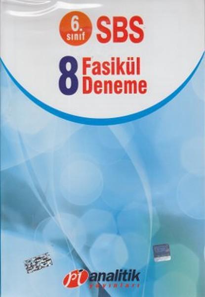 6. Sınıf SBS 8 Fasikül Deneme.pdf