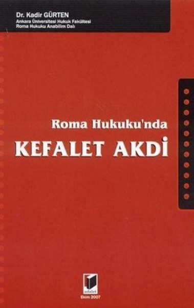 Roma Hukukunda Kefalet Akdi.pdf
