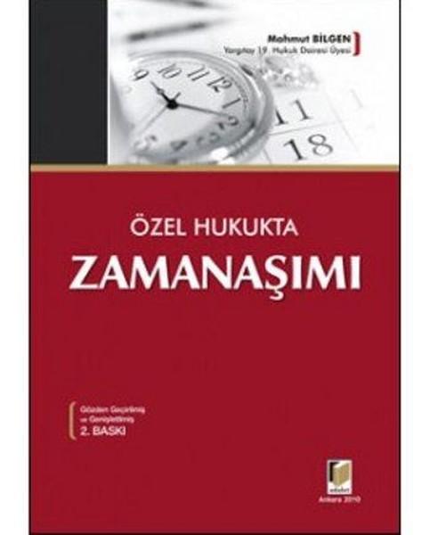 Özel Hukukta Zamanaşımı.pdf