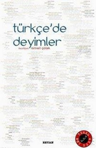 Türkçe`de Deyimler