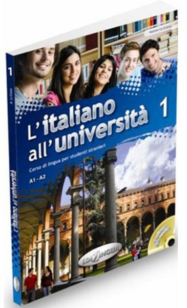 LItaliano All Universita 1 +CD (İtalyanca Temel ve Orta-Alt Seviye).pdf