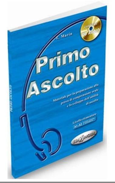 Primo Ascolto +CD (İtalyanca Temel Seviye Dinleme).pdf